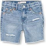 Levi's Kids Pantalones cortos para Niñas - Lvg Girlfriend Midi Short