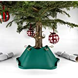 Bosmere G470 plast julgran stativ 15,75 cm bagageutrymme, grön