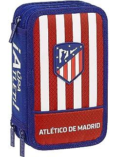 38 cm Rot Atletico de Madrid 2018 Aktentasche Rojo