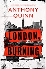 London, Burning Kindle Edition