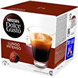 Nescafe Dolce Gusto lungo intense 16 tasses 3x   Poids total 600 gr