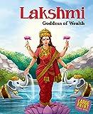 Large Print: Lakshmi Goddess of Wealth-Indian Mythology