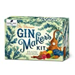 Sandy Leaf Farm Ultimate Gin Maker's Kit - Make eight big bottles of your own gin - Flavours including classic citrus...