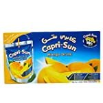 Capri Sun Mango, 200 ml - Pack of 10