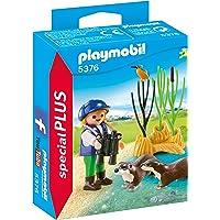 Playmobil - 5376 - Enfant avec Loutres