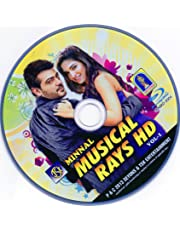 Minnal Musical Rays HD Tamil Songs Blu Ray Vol -1 ( UK Import, Region Free )