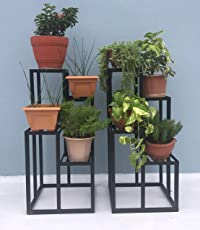 Reva Decor Quadrant Planter Stand