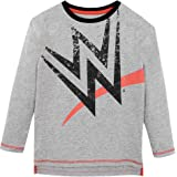 WWE Maglietta a Maniche Lunga per Ragazzi World Wrestling Entertainment