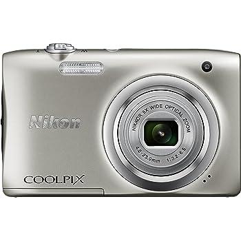 Nikon Coolpix A100 Appareil Photo Compact 20 Mpix Argent