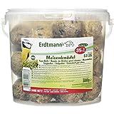 Erdtmanns Seau 35 Boules de Graisse sans Filets pour Oiseaux