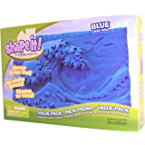 Moonsand Spielsand Vorteilspackung 2270 Gramm blau