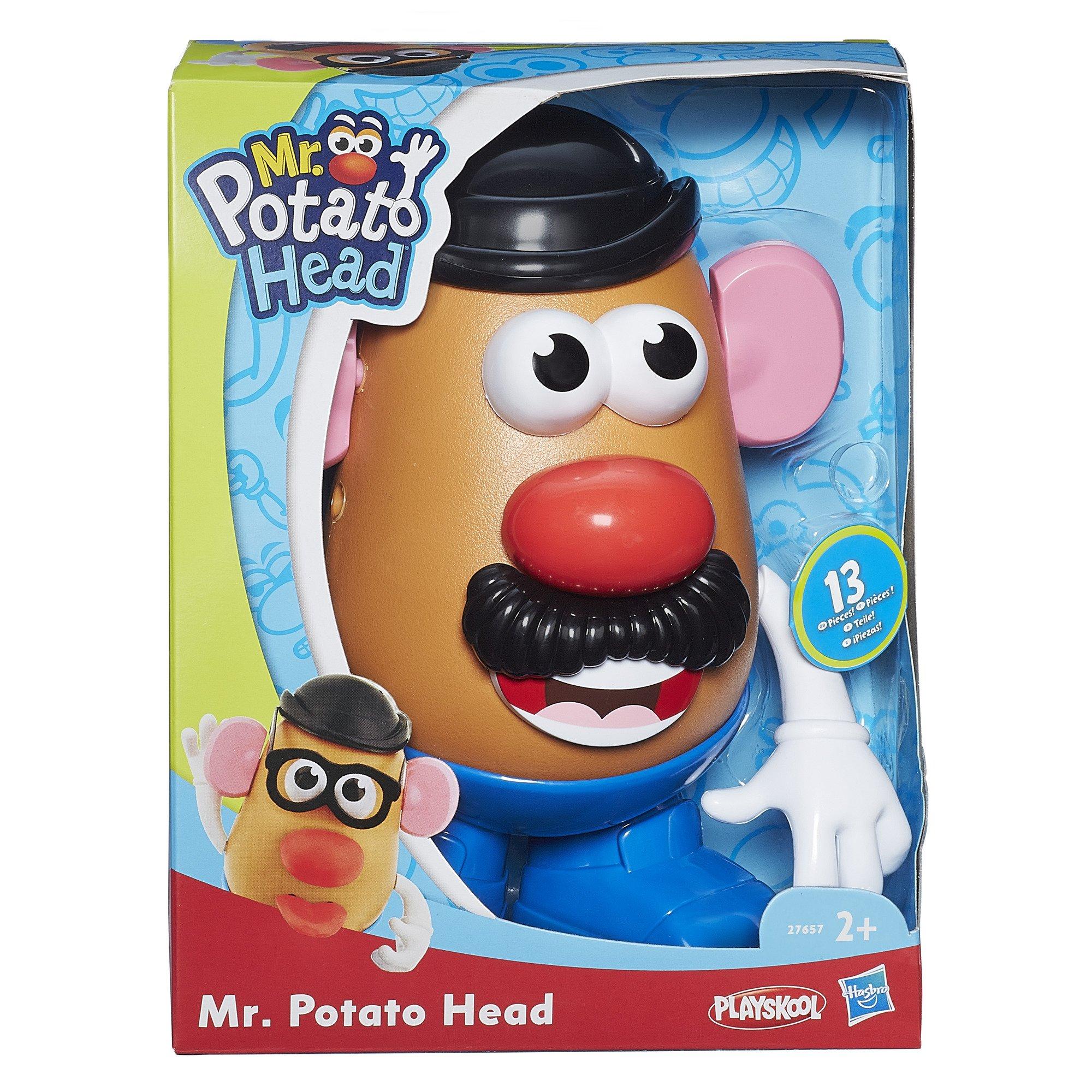 Play Doh Mr. Potato PLA mph Mr. Potato clásico, única (Hasbro 27657ES0)