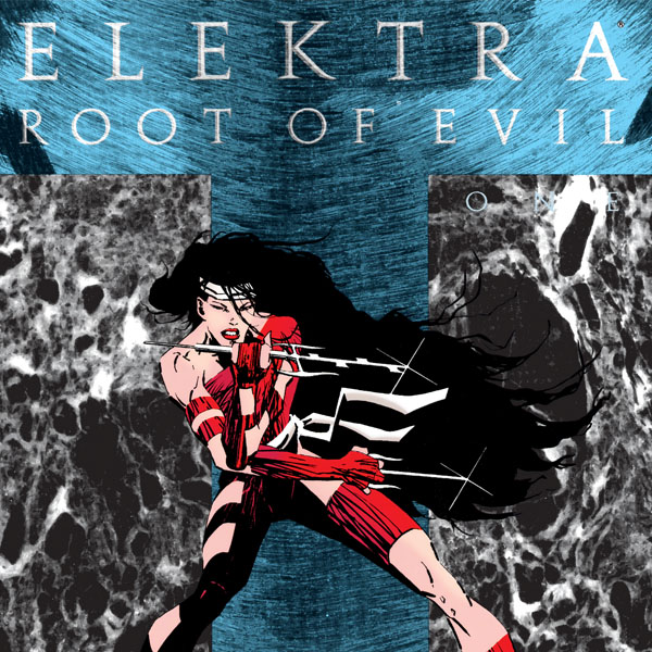Elektra: Root of Evil (1995) (Issues) (4 Book Series)
