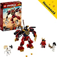 LEGO NINJAGO - Le robot samouraï - 70665 - Jeu de construction