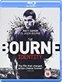 The Bourne Identity [Blu-ray][Region Free]