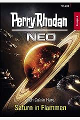 Perry Rhodan Neo 245: Saturn in Flammen Kindle Ausgabe