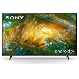 Sony KE55XH8096PBAEP Android Tv 55 Pollici, Smart Tv 4K Hdr Led Ultra Hd, con Assistenti Vocali Integrati