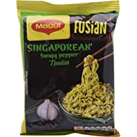 Maggi Fusian Singaporean Noodles - Tanqy Pepper, 73g