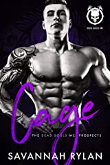Cage (Dead Souls MC: Prospects Book 1) Kindle Edition