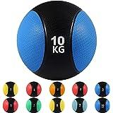 arteesol Medizinbälle, 1, 2, 3, 4, 5, 6, 7, 8, 9, 10 kg Professionelle Medicine Ball Gymnastics Balls Gewichtsball…