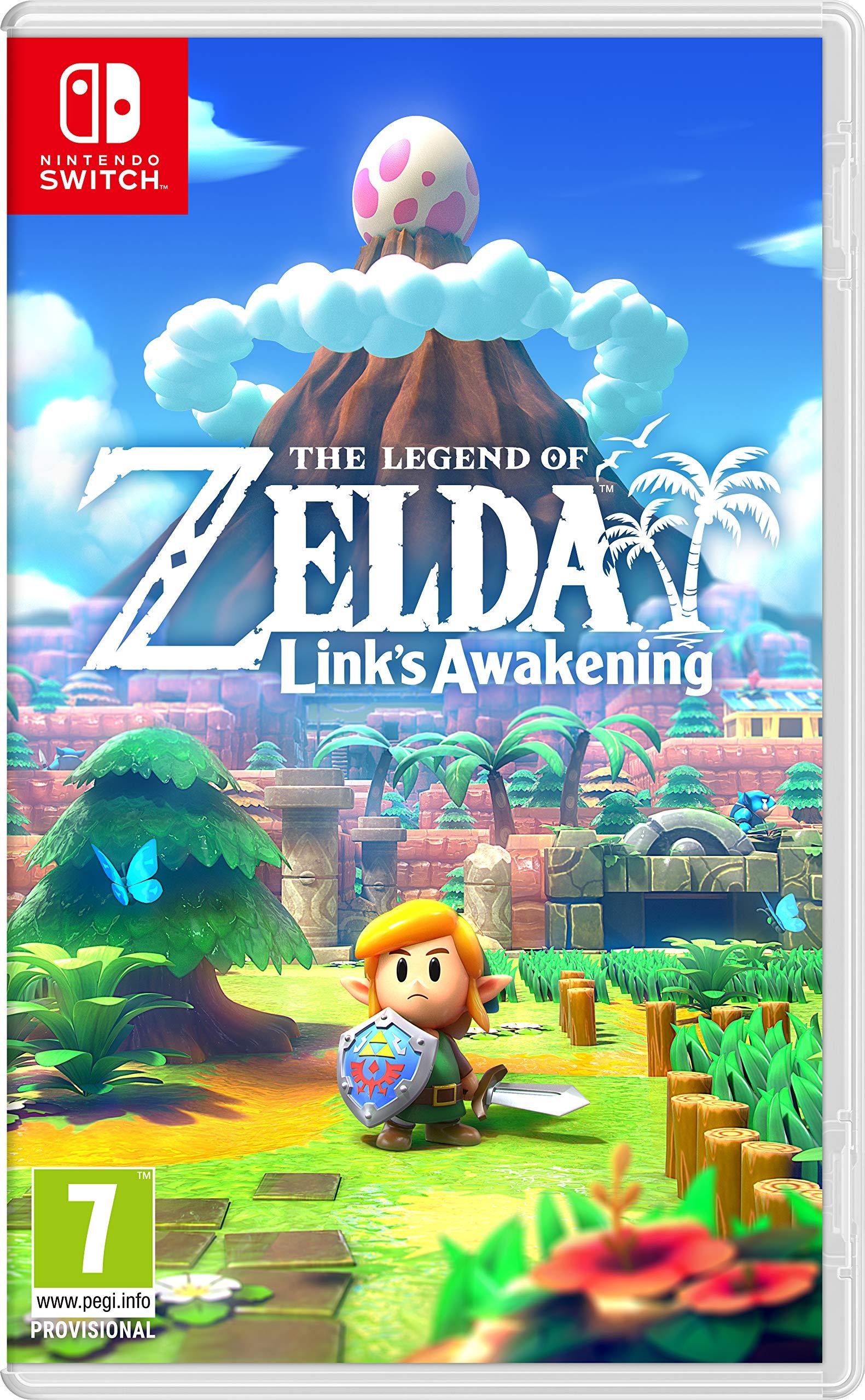 Legend of Zelda Link's Awakening Parent