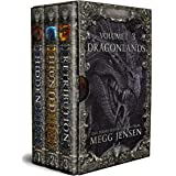 Dragonlands, Books 1 - 3: Hidden, Hunted, and Retribution (English Edition)