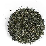 Moya Tè Verde Sencha No. 21 Biologico | 100 g | Il Migliore Tè Verde Giapponese | Cordiale per Vegani e Vegetariani | in una