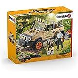 Schleich 42410 - Geländewagen mit Seilwinde