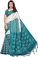 Shubhisha Fashion Art Silk with Blouse Piece Saree