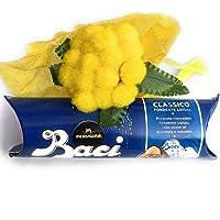 Baci Perugina Idea Regalo - Baci Perugina Classico 37,5 + Mini Mimose Artificiali - Festa della Donna