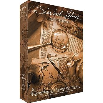 Asmodee Sherlock Holmes : Meutres de la Tamise & Autres
