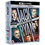 Jack Ryan Boxset (5 Films) (4K UHD) [Blu-ray]