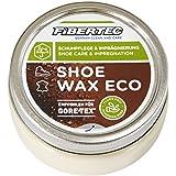 FIBERTEC Shoe Wax Eco Entretien des Chaussures Mixte, Transparent, 100 ML