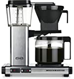 Moccamaster 59621 KBG 741 AO Kaffeemaschine, aluminium gebürstet