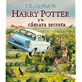 Harry Potter y la cámara secreta (Harry Potter [edición ilustrada] 2)
