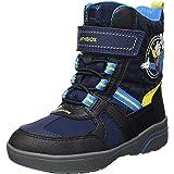 Geox J Sveggen Boy B Abx, Snow Boot Bambino