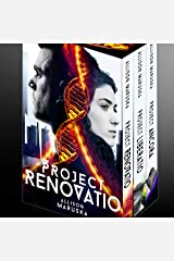 Project Renovatio: The Complete Trilogy Audible Audiobook