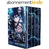 Fae's Captive Books 1-4: Taylor & Leander (English Edition)