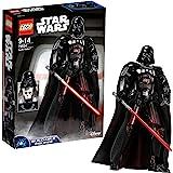 LEGO Star Wars 75534 - Darth Vader, Baubare Figur