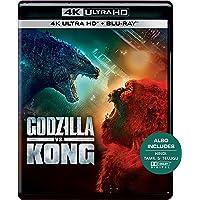 Godzilla vs. Kong (4K UHD & HD) (2-Disc)