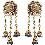 Touchstone Stainless Steel Earrings for Women & Girls