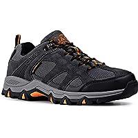 Jack Walker Mens Walking Ultra Lightweight Vent Low Rise Hiking Trekking Waterproof Trainers JW010