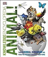 Knowledge Encyclopaedia Animal! (Dk)
