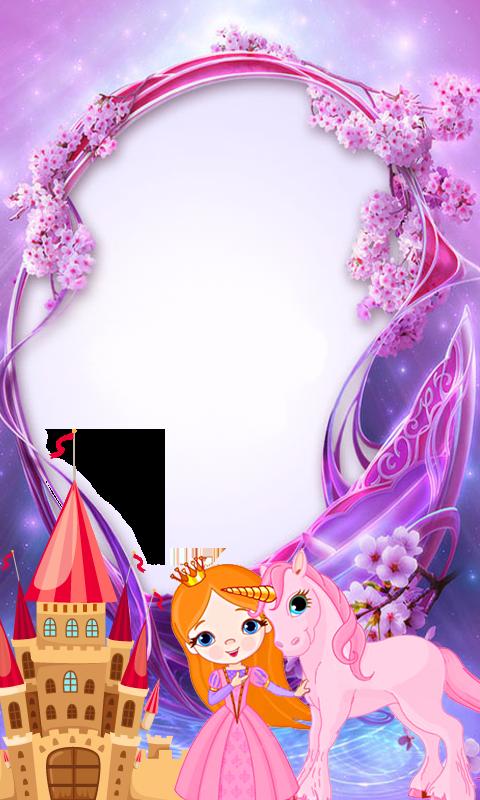 Princess Fairytale Photo Frames Amazon Co Uk Appstore