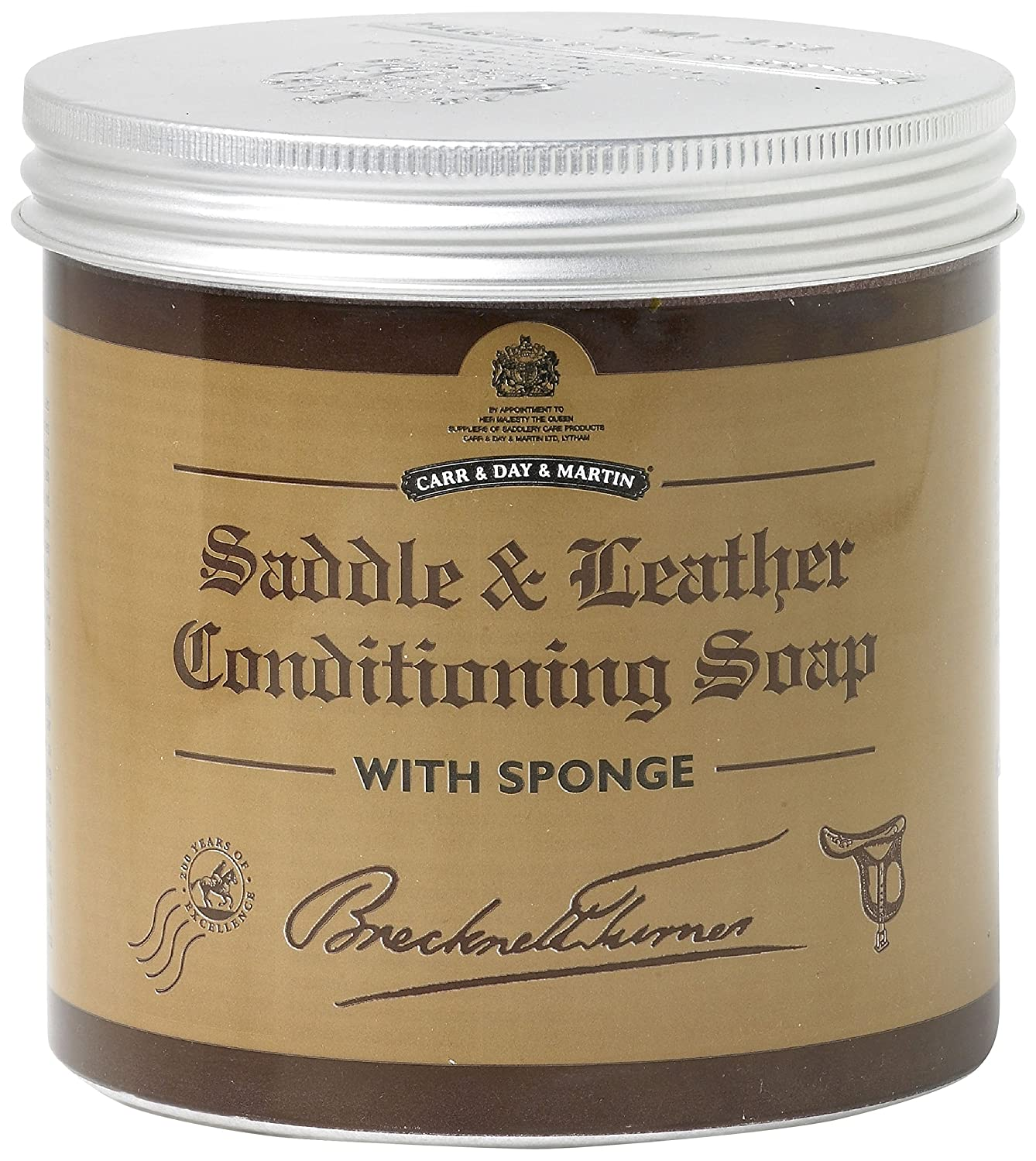 CARR & DAY & MARTIN Saddle and Leather Conditioning Soap 250 ml