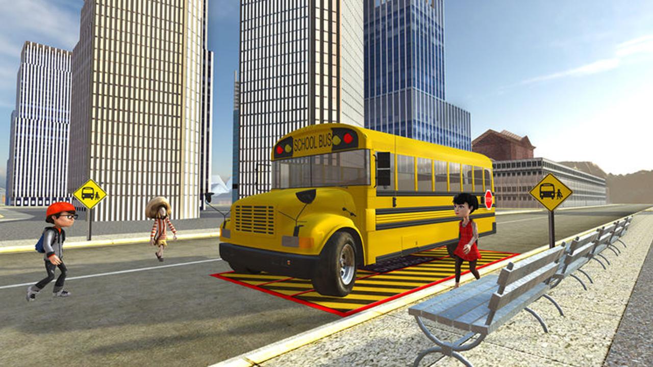 Bus Spiele