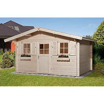Weka Gartenhaus 109 Gr 1 28 Mm Dt Ef Amazon De Garten