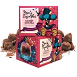Monty Bojangles Berry Bubbly Cocoa Dusted Truffles, 2 x 150g Gift Boxes (Choose from 9 flavours)