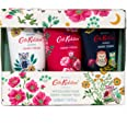 Cath Kidston Magical Woodland Everyday Hand Cream Trio Travel Size Gift Set, 3 x 30ml