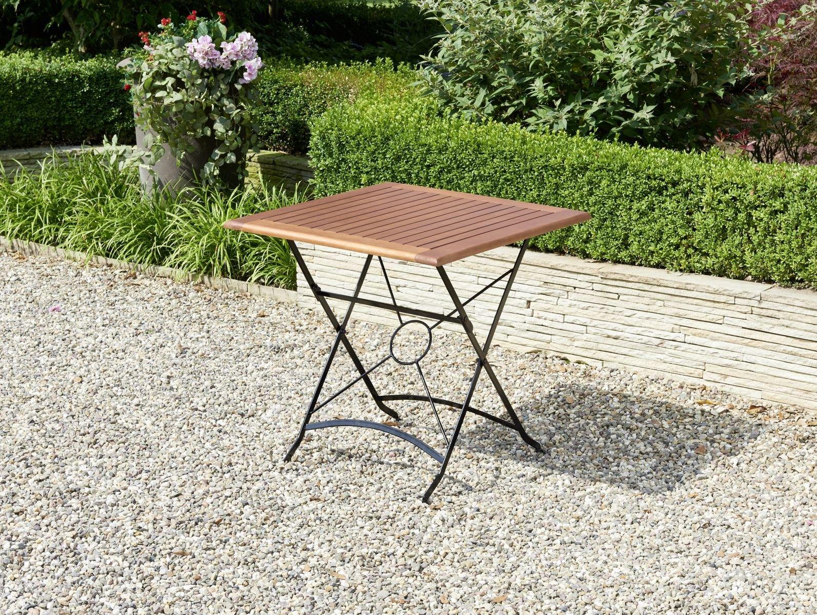 Greemotion Outdoor Klapptisch Borkum 75 X 75 Cm Design